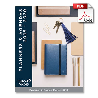 Quo Vadis 2019-2020 Product Catalog