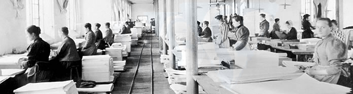 Clairefontaine Paper Mill and Plant