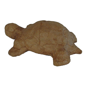Decopatch Papier Mache Turtle