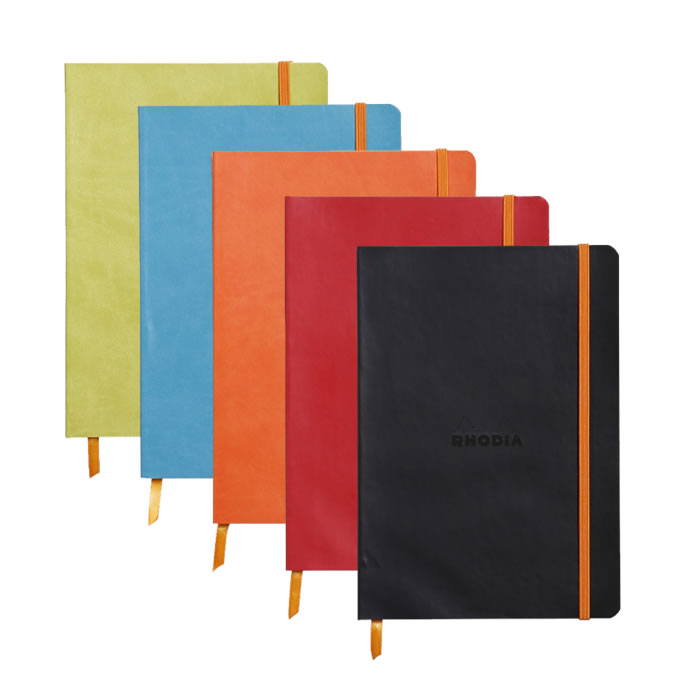 Rhodiarama Hardcover & Flexible Journals