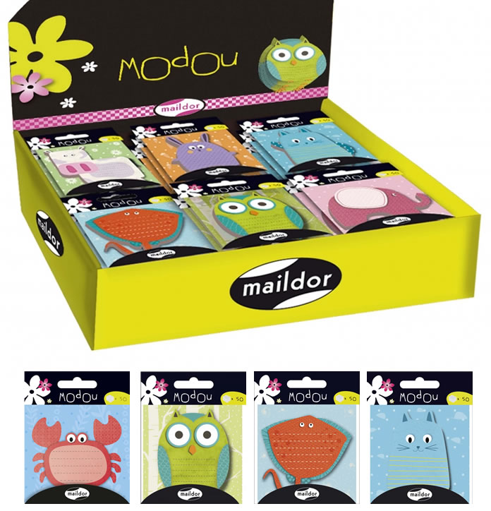 Maildor -- Modou Sticky Notes