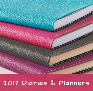 2017 Planners and Diaries