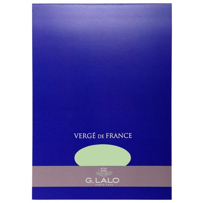 G. Lalo Verge de France Tablets - Pistachio