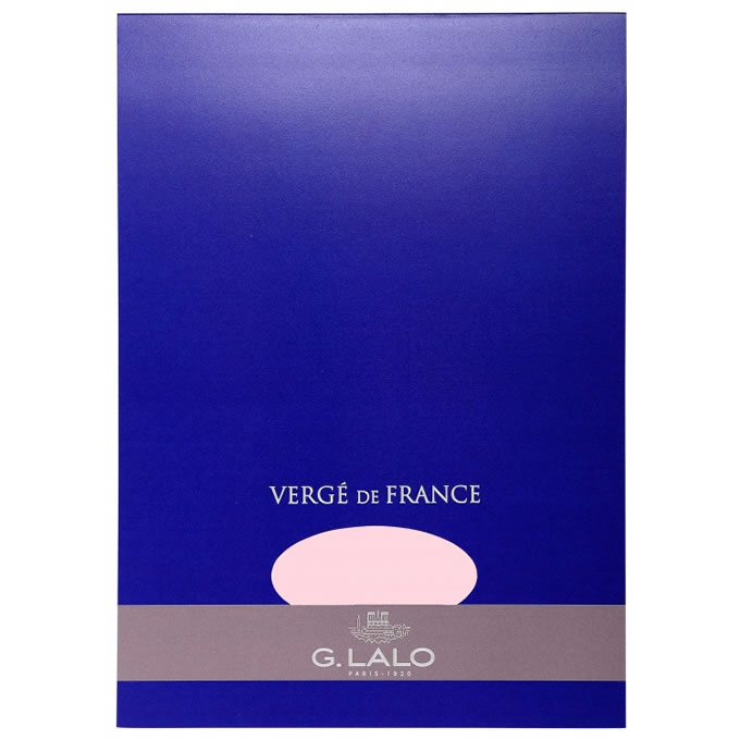 G. Lalo Verge de France Tablets - Rose