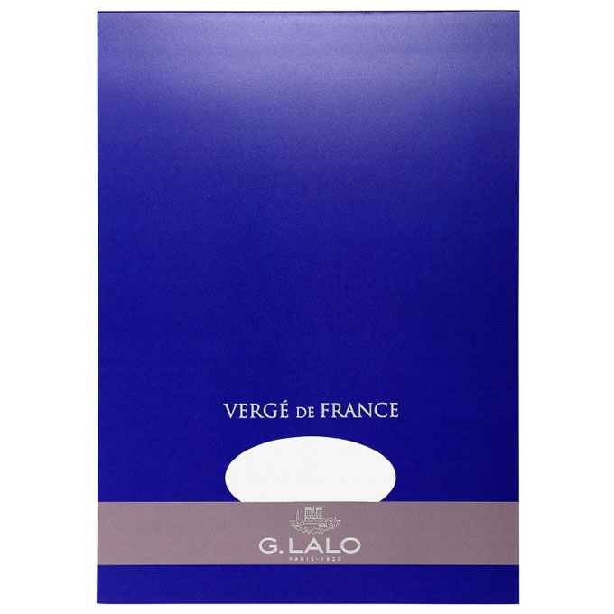 G. Lalo Verge de France Tablets - White